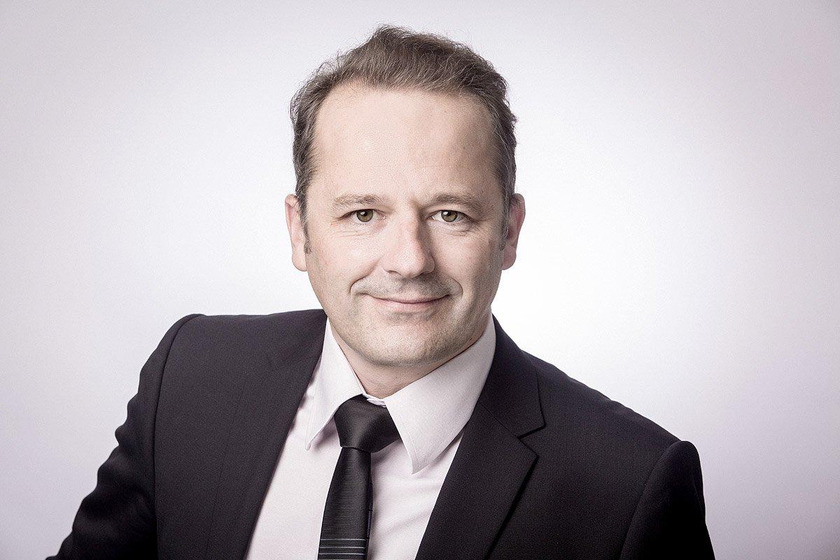 Portrait de Lionel Reversat Président chez Seres Technologies à Marseille