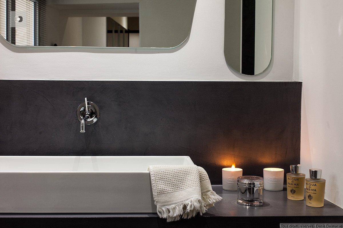 Un appartement photographié par Denis Dalmasso photographe d'architecture d'intérieur à Aix-en-Provence