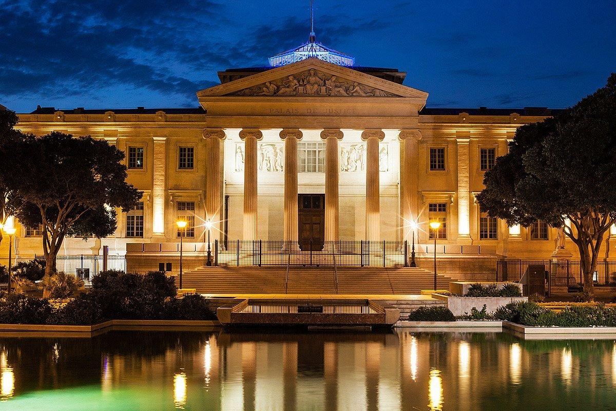 Palais Monthyon, Marseille, France - Photographie : Denis Dalmasso