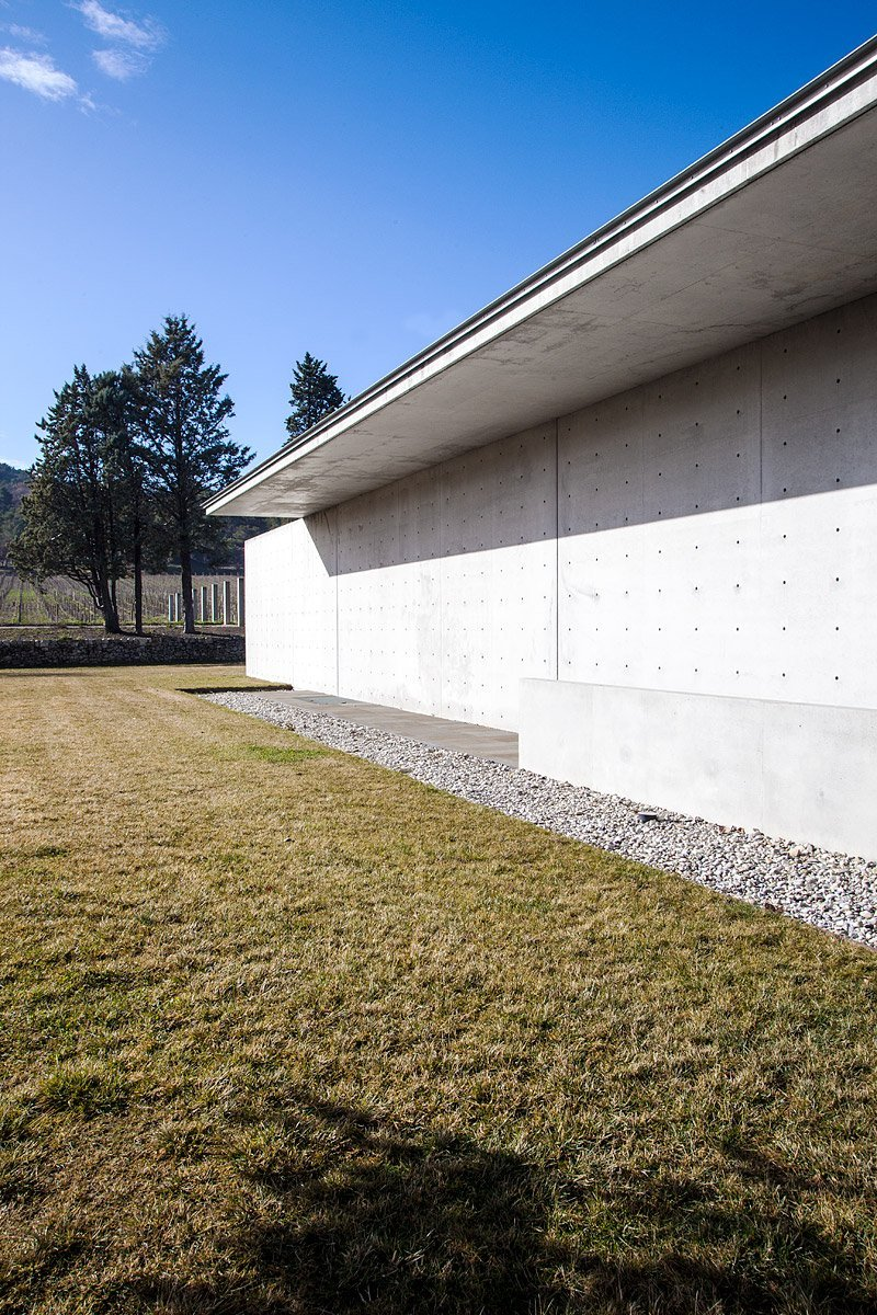 Art Center, Chateau Lacoste, le Puy Ste Reparade - Architecte : Tadao Ando - Photographie : Denis Dalmasso