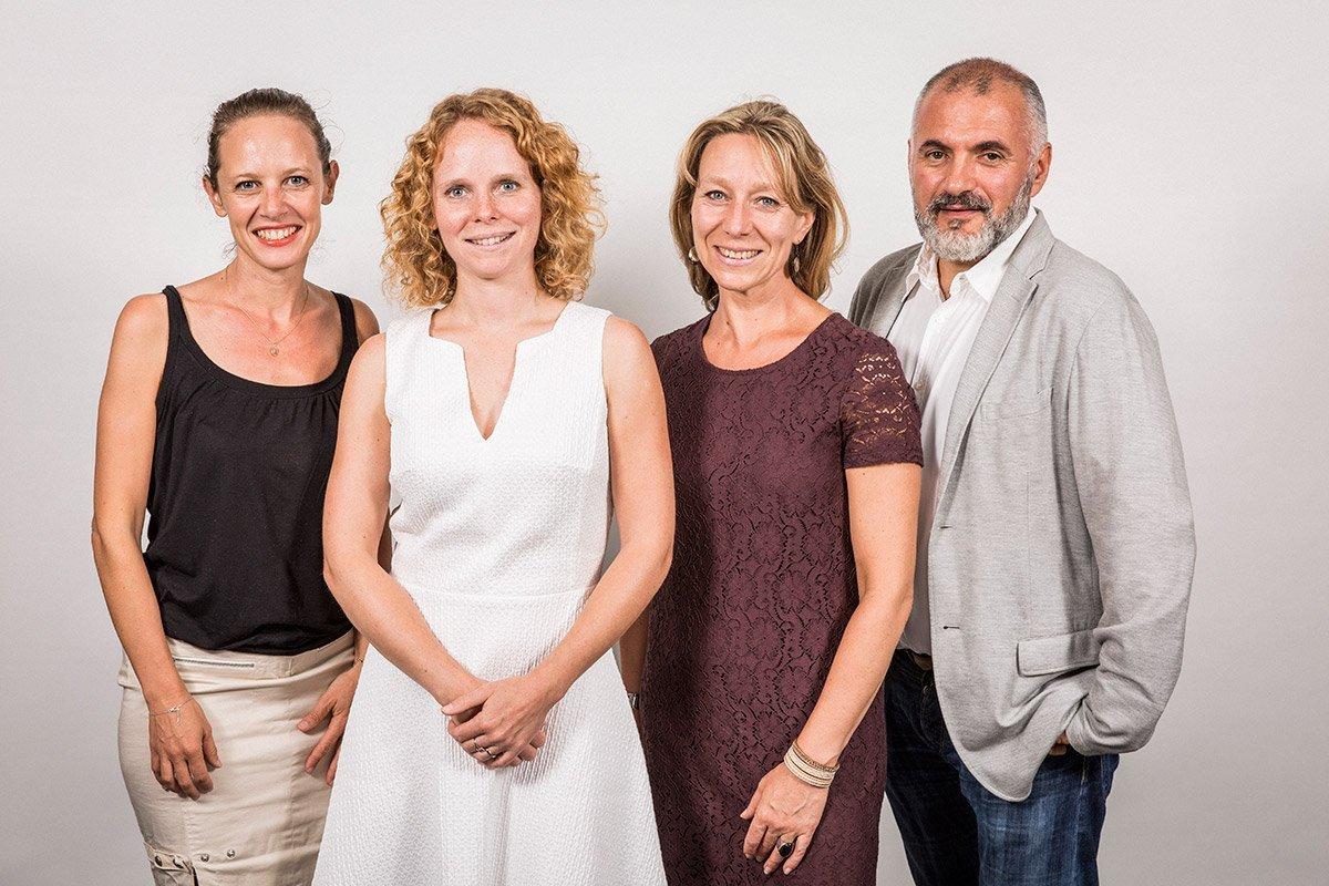 Portrait d'équipe - Seres Technologies © Denis Dalmasso