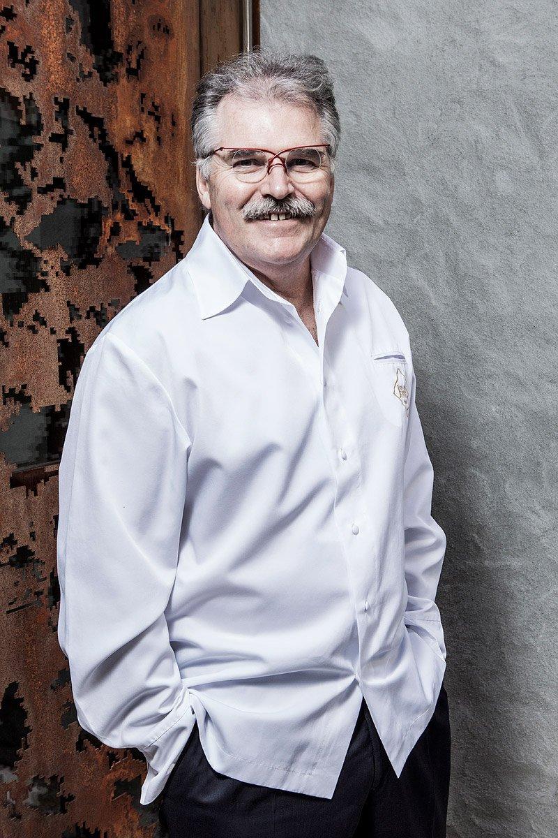 Jean-Paul Jeunet - Chief - Arbois - Jura - France, 2014/09/12 © Denis Dalmasso