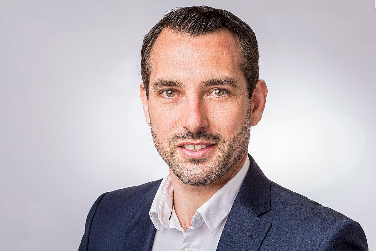 Portrait corporate de Cédric Plantaz, Gérant de société AbNovo à Aix-en-Provence