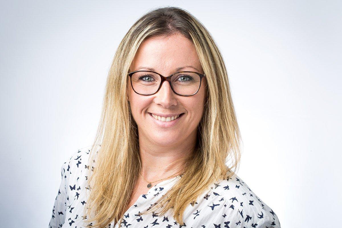 Portrait professionnel d'une expert-comptable de la société InExtenso