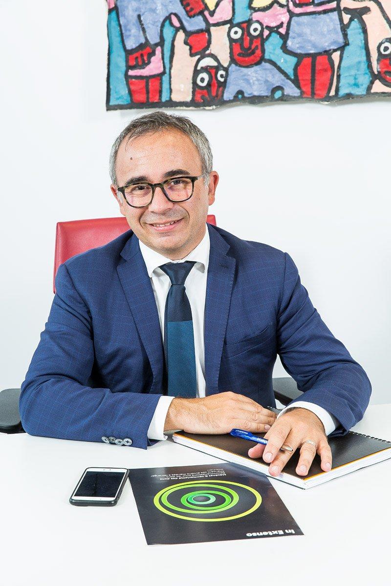 Portrait professionnel du directeur de l'agence InExtenso d'Aix-en-Provence