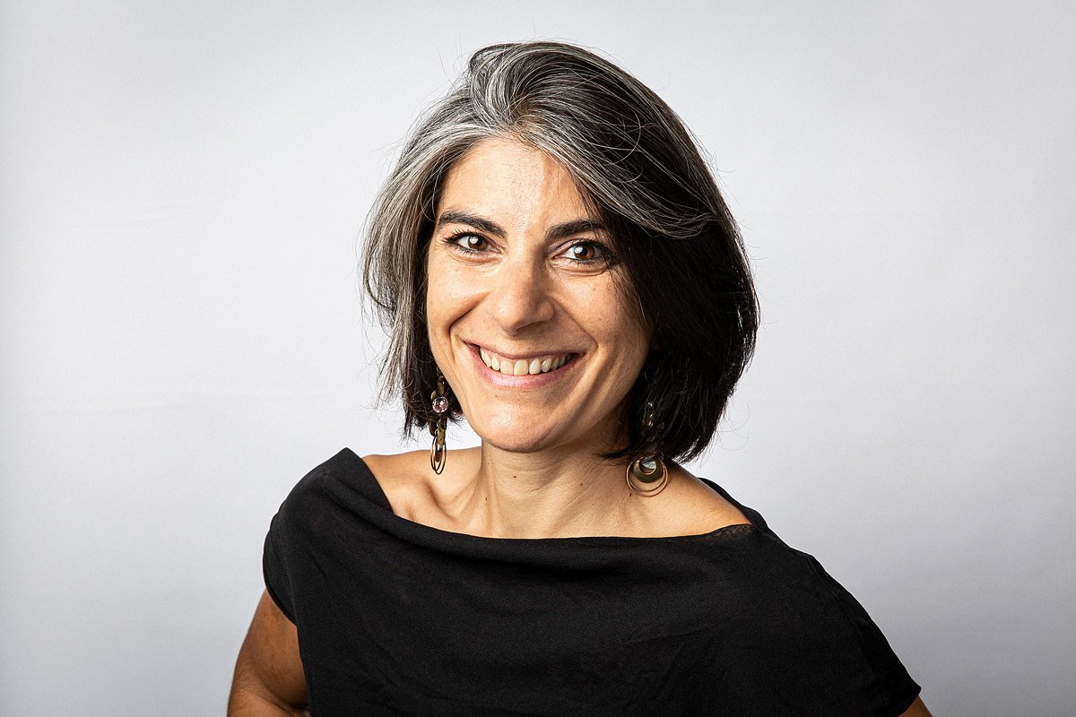Portrait professionnel de Laure Guiserix, consultante chez Optima RH